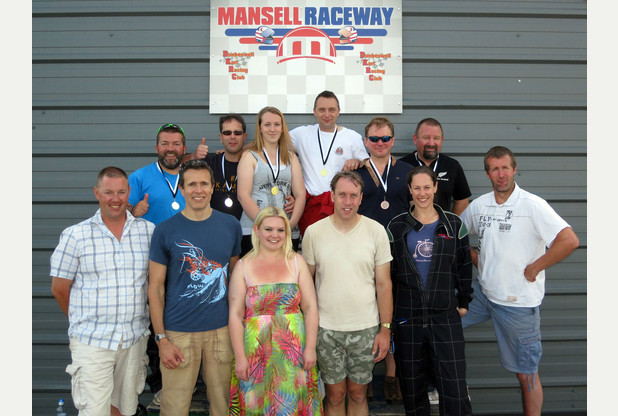 Ivybridge Karate Social Event Karting